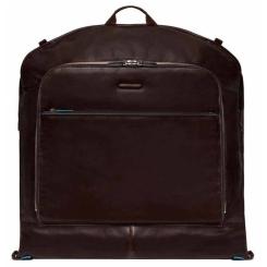 Мужской кожаный кожаный портплед для костюмов с двумя внешними кармашками от Piquadro, арт. PA1617B2/MO