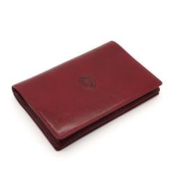 Яркая обложка для документов из красной натуральной кожи от Tony Perotti, арт. 331096/4