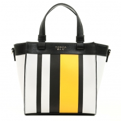 Женская сумка из натуральной кожи трех разных цветов от Tosca blu, арт. 12B