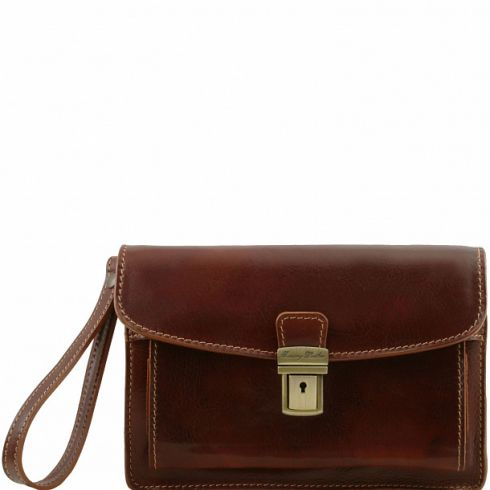 Барсетка Tuscany Leather MAX TL8075