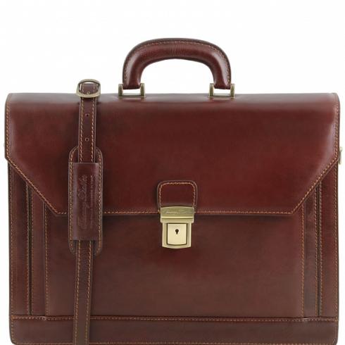 Портфель Tuscany Leather Roma TL141349