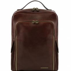 Мужская сумка для документов среднего размера, выполненная из натуральной кожи от Tuscany Leather, арт. BANGKOK TL141289