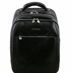 Практичный мужской рюкзак из натуральной кожи, модель с тремя отделениями от Tuscany Leather, арт. Phuket TL141402