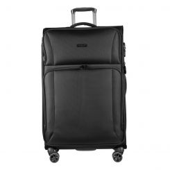 Вместительный чемодан-тележка для путешествий от Verage, арт. GM16082w 28 black