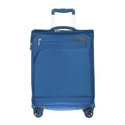 Чемодан тележка для путешествий из полиэстера, проходит в ручную кладь от Verage, арт. GM17016W20 dark blue