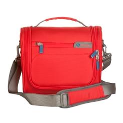 Бьюти кейс с одним отделением из полиэстера красного цвета от Verage, арт. GM17016-9A11 red