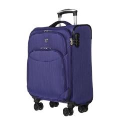 Вместительный чемодан тележка для путешествий, модель фиолетового цвета от Verage, арт. GM17026W18,5 purple