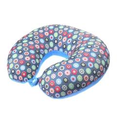 Дорожная подушка для длительных путешествий, с принтом в мелкий цветочек от Verage, арт. VG5202D summer bliss