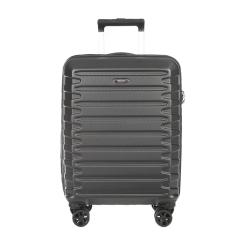 Чемодан тележка на колесах, из поликарбоната, черного цвета от Verage, арт. GM17106W19 black