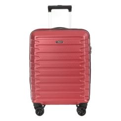 Чемодан тележка на колесах из поликарбоната, красного цвета от Verage, арт. GM17106W19 cardinal red