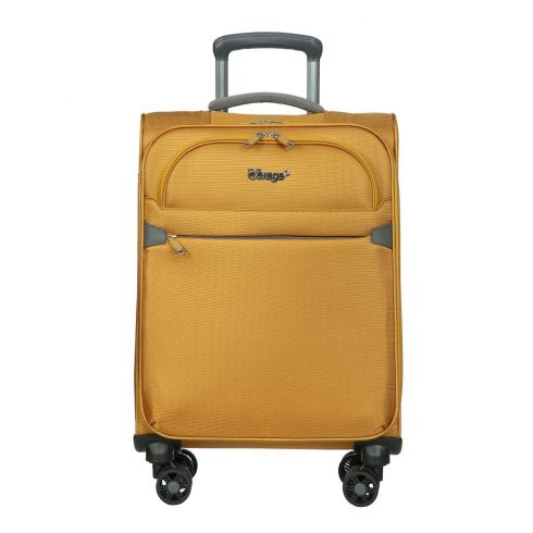 Чемодан Verage GM18100W18.5 daisy yellow
