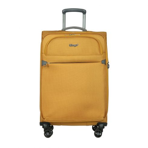 Чемодан Verage GM18100W24 daisy yellow