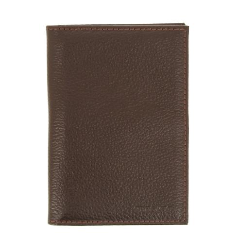 Обложка для паспорта Versado 064 1 relief brown