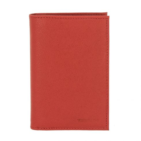 Обложка для документов Versado 066 2 red