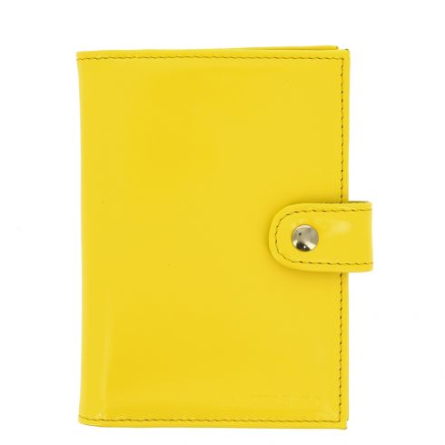 Обложка для документов Versado 067 3 yellow