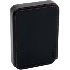 Оригинальная кожаная визитница для пластиковых карт и личных визиток от Versado, арт. VD010 black