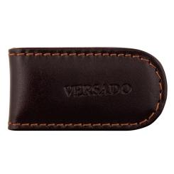 Зажим для денег Versado VD131 brown