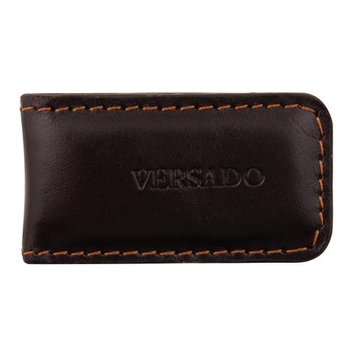 Зажим для денег Versado VD132 brown
