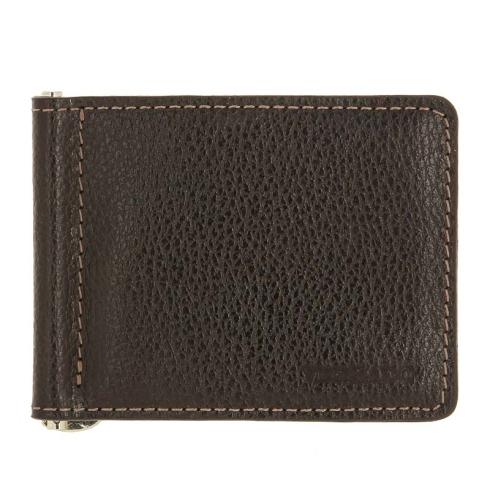 Зажим для денег Versado VD133 relief brown