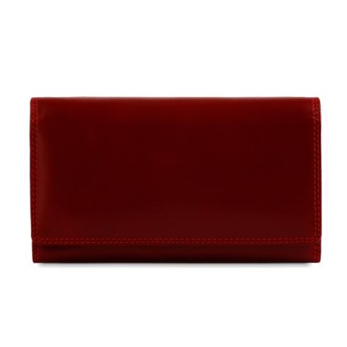 Кошелек Visconti Maria MZ12 Maria Italian Red