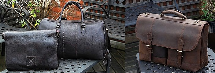 Решив купить кожаную сумку или другой аксессуар для мужчин помните про то, как он будет использоваться. Ведь именно от этого зависит что вам лучше приобрести - стильную сумку для ноутбука или строгий кожаный портфель